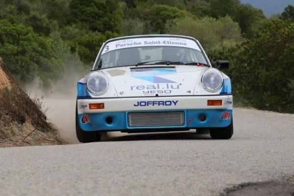 TOUR de CORSE HISTORIQUE 2016- La PORSCHE 911 CARReRA RS de Romain DUMAS et Denis GIRAUDET