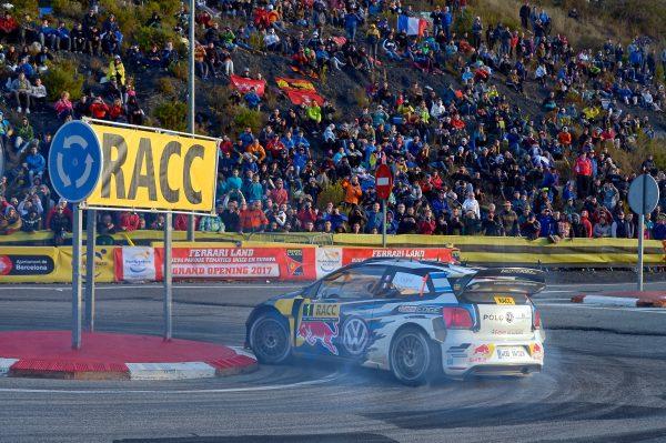 WRC 2016 - CATALOGNE - Seb OGIER et Julien INGRASSIA sacrés CHAMPIONS du MONDE ce dimanche 16 Octobre