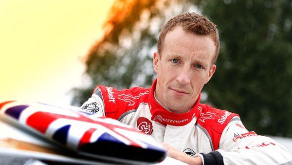 WRC 2016 Team CITROEN KRIS MEEKE. Solide leader et chef de file