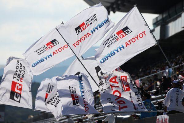 WEC 2016 - Au FUJI la grande satisfaction des fans Nippons venus soutenir TOYOTA