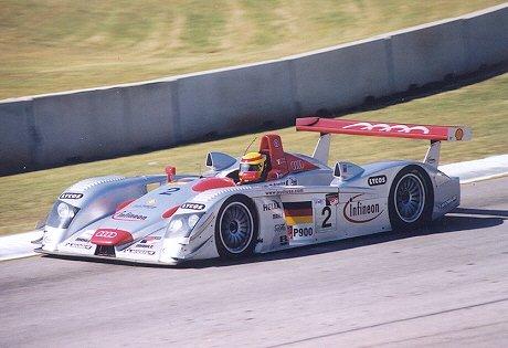 24-HEURES-DU-MANS-2000-1ére victoire AUDI-R8-Photo-Thierry-COULIBALY.