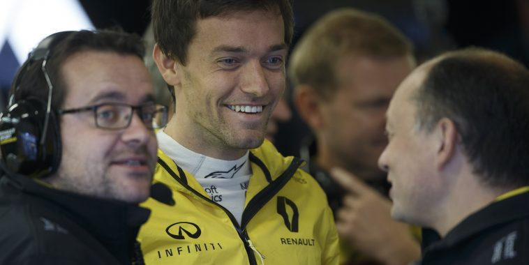 PALMER Jolyon (gbr) Renault F1 RS.16 driver Renault Sport F1 team ambiance portrait   during the 2016 Formula One World Championship, Mexico Grand Prix from october 27 to 30 in Mexico - Photo Frederic Le Floc'h / DPPI