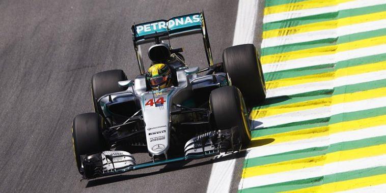 Formule 1. GP du Brésil : Rosberg reprend la main face à Hamilton
