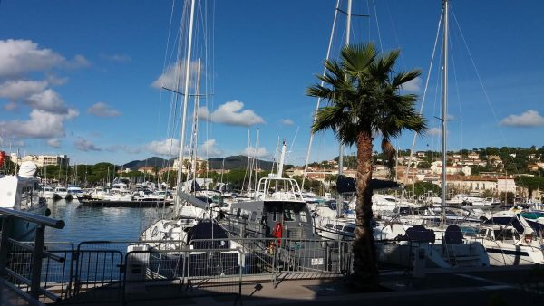 RALLYE du VAR 2016 Le port de STE MAXIME Photo AUTONEWSINFO