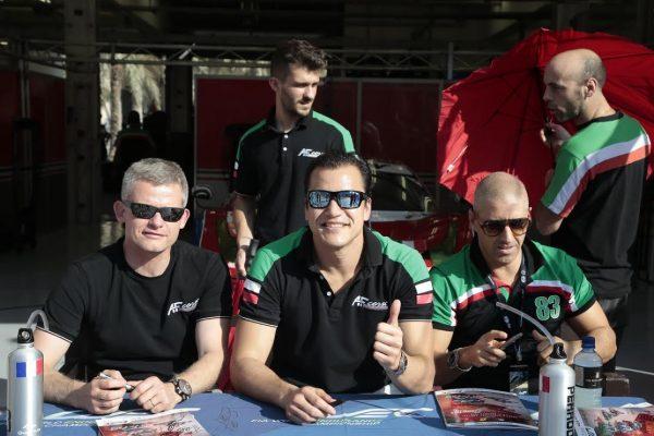 WEC-2016-BAHREIN-Les-nouveaux-CHAMPIONS-du-MONDE-en-LMGTE-AM-Manu-COLLARD-François-PERRODO-et-Rui-AGUAS-Photo-Georges-DECOSTER