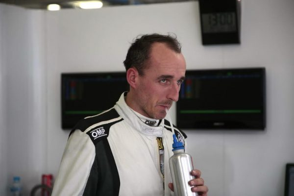 WEC 2016 BAHREIN - ROOKIE Test dimanche 20 Novembre - Robert KUBICA - Photo Georges DECOSTER.j