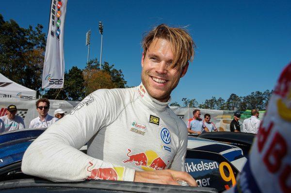 WRC 2016 AUSTRALIE - ANDREAS MIKKELSEN