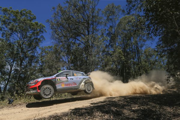 WRC 2016 AUSTRALIE La HYUNDAI I20 WRC de HAYDEN PADDON