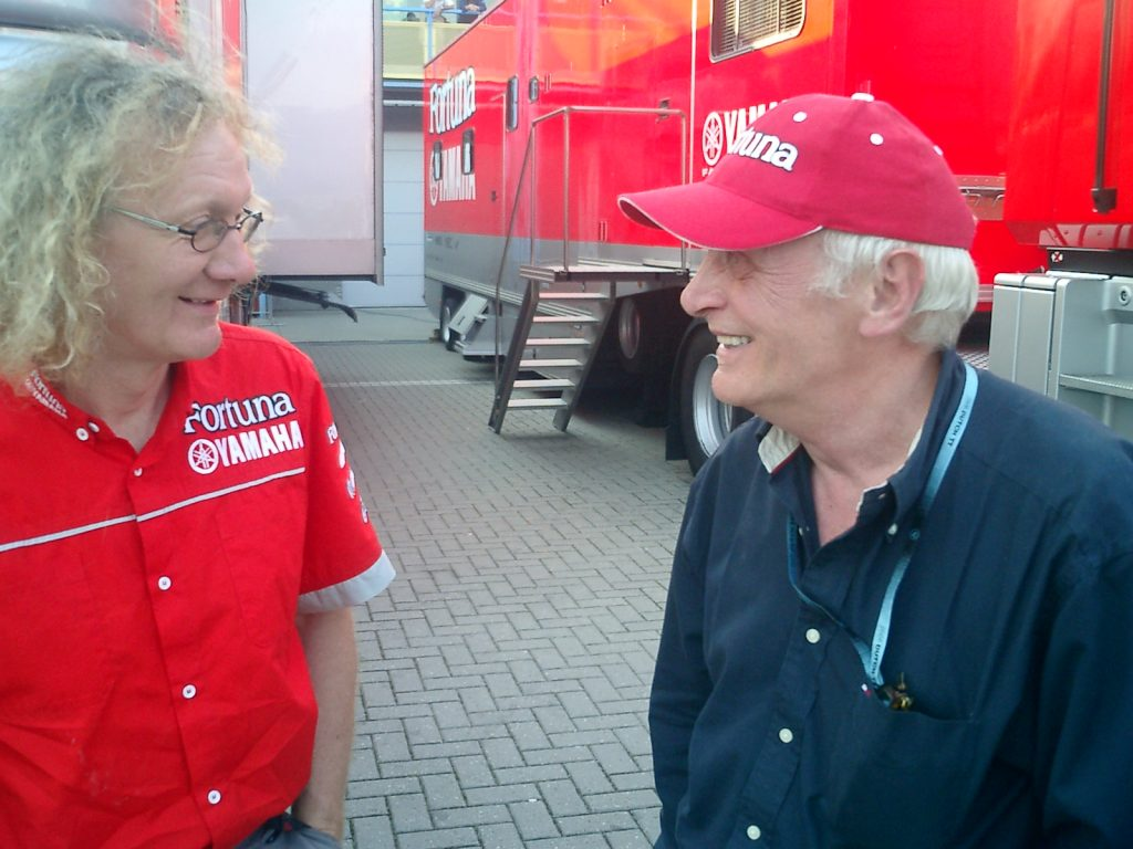 GUY COULON ET ALAIN CHEVALLIER A ASSEN