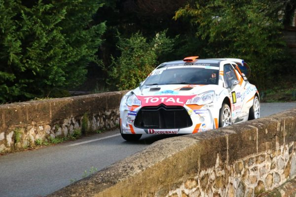 rallye du Var 2016 BONATO-BOULLOUD Citroën DS3 R5 photo Jean-François THIRY