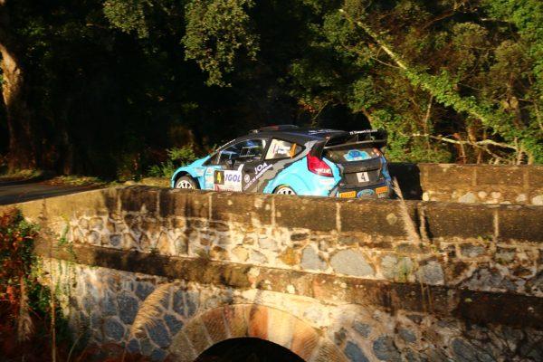 rallye du Var 2016 SALANON-MAGAT Ford Fiesta WRC photo Jean-François THIRY