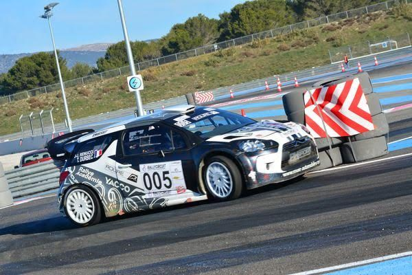 CIRCUITRALLY-2016-PAUL-RICARD-La-DS3-WRC-de-DURBEC-et-RENUCCI- 3éme - Photo-Nicolas-PALUDETTO