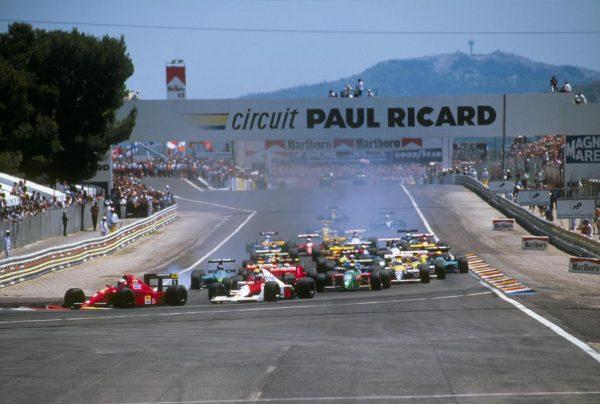 Détails du fichier joint F1-1990-Départ-du-Grand-Prix-de-FRANCE.
