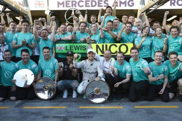 F1-2016- A MELBOURNE-en mars prochain, NICO ROSBERG sera le grand absent!