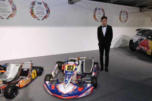 FIA-REMISE-DES-PRIX-2016-à-VIENNE-le-vendredi-2-décembre-VICTOR-le-CHAMPION-du-MONDE-de-kart-Junior