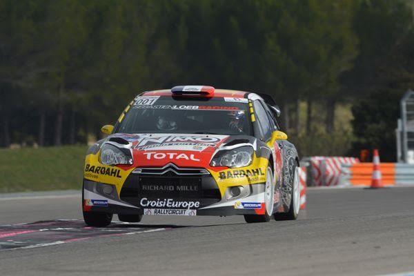 [Rallye/France] Sébastien Loeb au Rallycircuit RALLYCIRCUIT-2016-PAUL-RICARD-DS3-Seb-et-S%C3%A9verine-LOEB-Photo-Nicolas-PALUDETTO-600x400