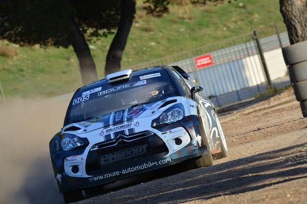 RALLYCIRCUIT-2016-PAUL-RICARD-La-DS3-de-DURBEC-et-RENUCCI-Photo-Nicolas-PALUDETTO