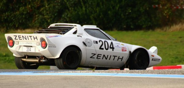 RALLYCIRCUIT-2016-Paul-Ricard-COMAS-ROCHE-LANCIA-Stratos-1er en Hisstorique - Photo-Jean-François-THIRY