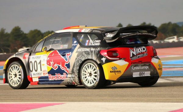 RALLYCIRCUIT-2016-Paul-Ricard-La-DS3-SLR-de-Sébastien-et-Séverine-LOEB-Photo-Jean-François-THIRY