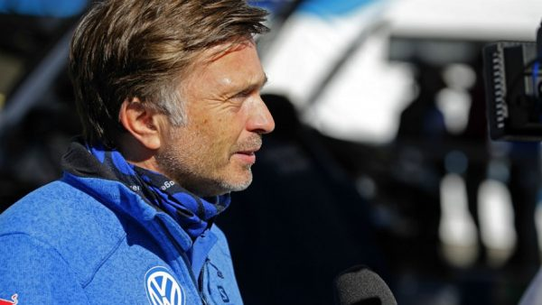 WRC 2015 JOST CAPITO Team VW.