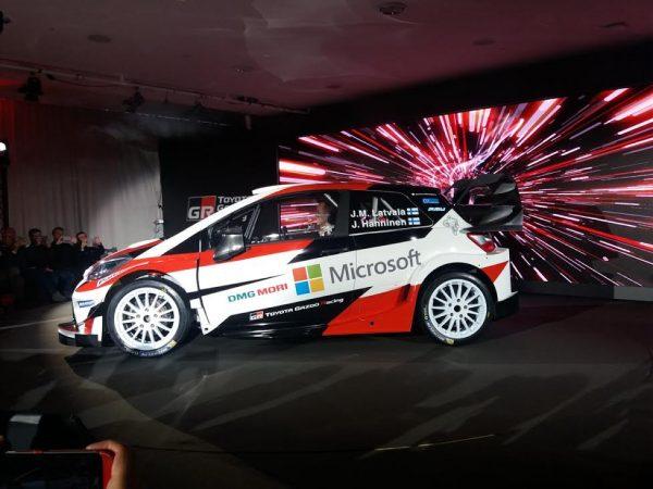 WRC-2017-13-Décembre-Présentation-de-la-TOYOTA-Yaris-WRC-