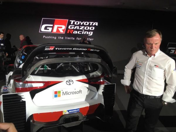 WRC-2017-13-Décembre-Présentation-de-la-TOYOTA-Yaris-WRC-avec-Timo-MAKKINEN