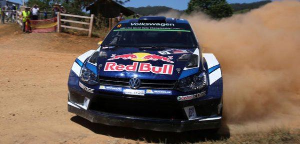 WRC 2026 AUSTRALIE La VW POLO de Andreas MIKKELSEN