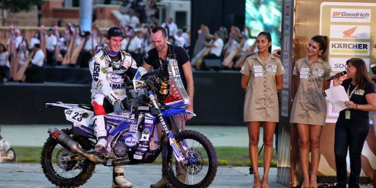 Dakar 2017 / Etape 1 - La première pour De Soultrait