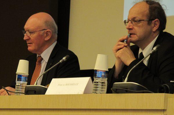 Alain Guillaume (Président), Pascal Rousselle Pascal Rousselle (Vice-Président)