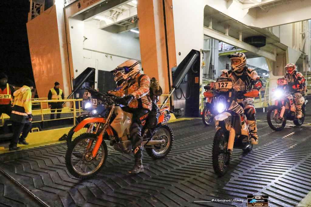 chronométrage course moto