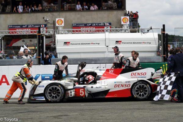 24H du Mans - Une troisième Toyota au Mans