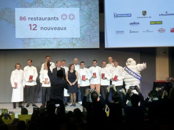 guide michelin 2017 2 etoiles en france
