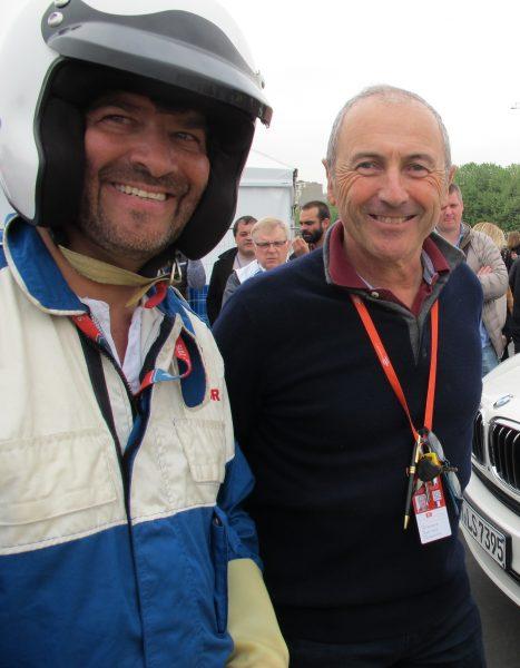 Jacques TROPENA médecin officiel de la FIA © Jacques SamAlens (StrategiesAutoMotive)