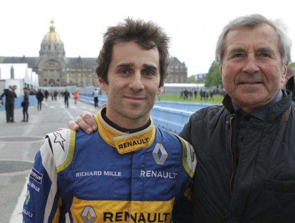 Nico Prost et Max Mamers