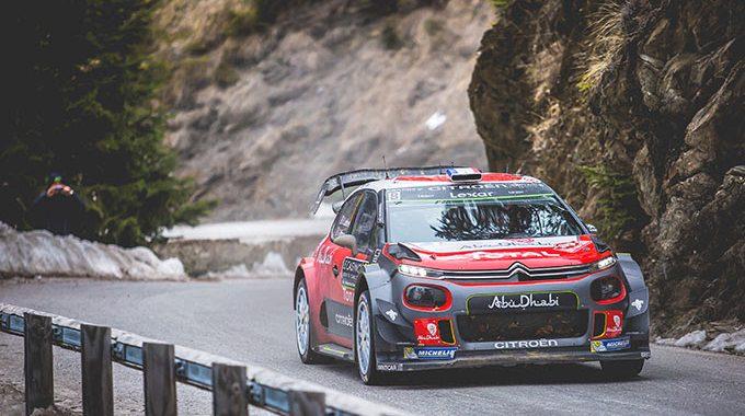 Tour de Corse WRC : Meeke creuse l'écart