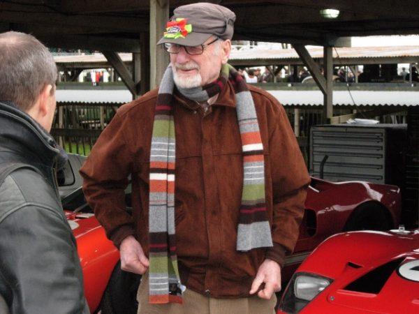 Goodwood MM 74th mars 2016 - sa dernière apparition sur circuit
