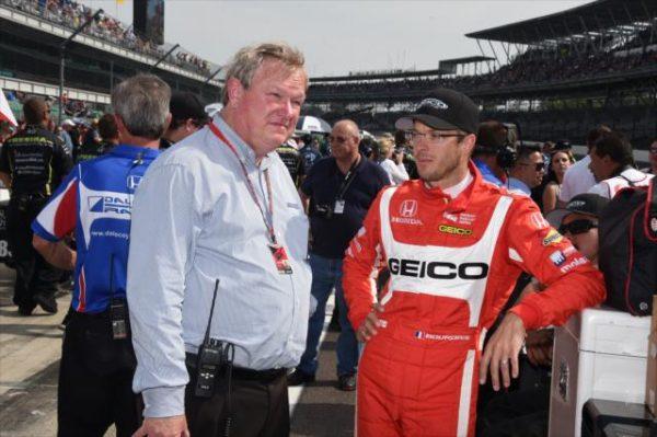 IndyCar - Esteban Gutiérrez remplace Bourdais à Detroit