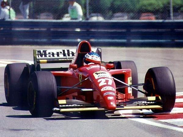 F1 - Jean Alesi devient ambassadeur du Circuit Paul Ricard