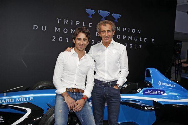 Renault annonce un changement de livrée pour sa F1 de 2018