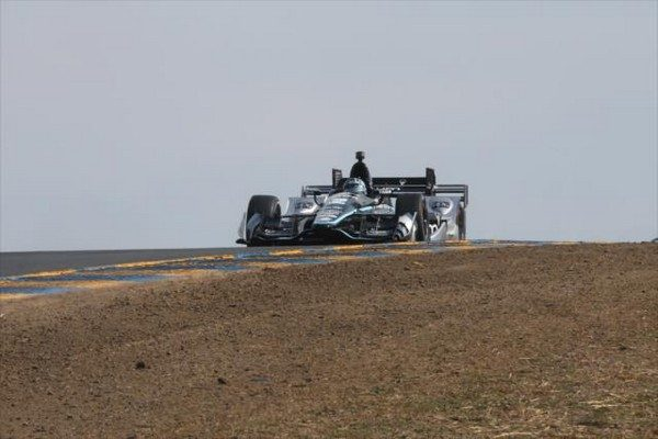 Pole position de Josef Newgarden à Sonoma — Indycar