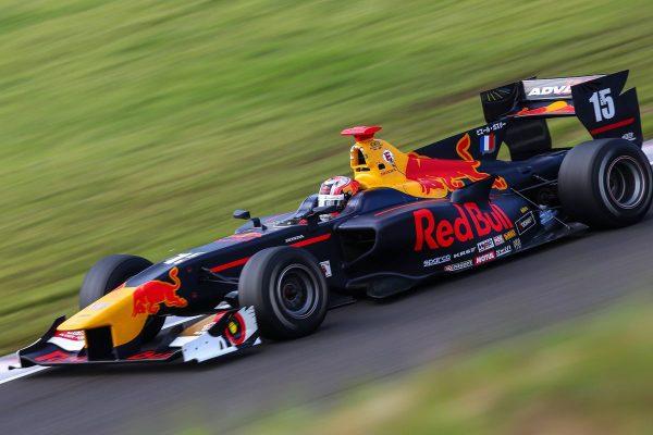 F1 - Gasly privé de course en Super Formula à cause d'un typhon !