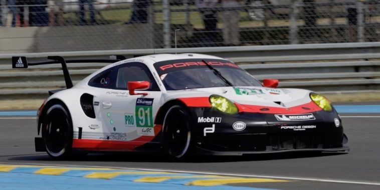 Porsche Night of Champions, IMSA, WEC et Le Mans