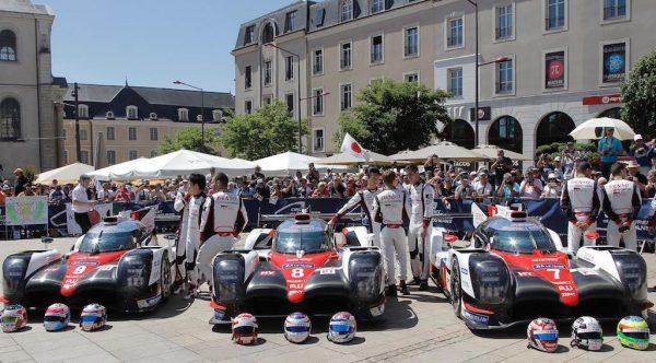 Toyota confirme sa présence en endurance