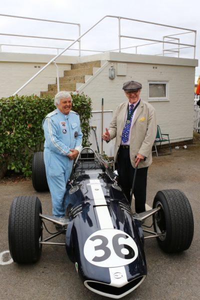 Brian Redman & Dan Gurney EAGLE F1