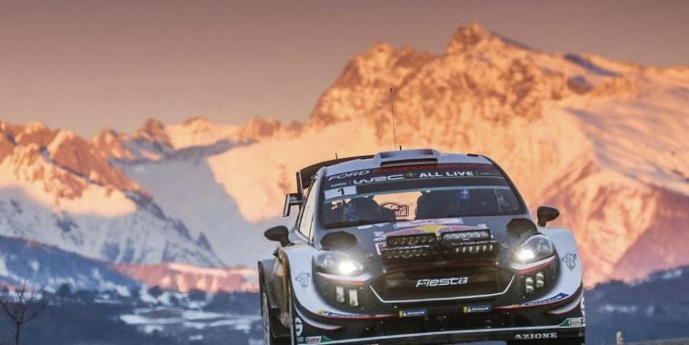le parcours du rallye monte carlo 2019 est connu autonewsinfo. Black Bedroom Furniture Sets. Home Design Ideas