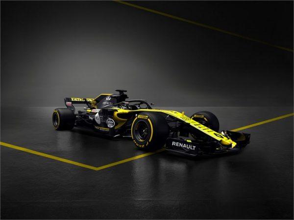 Renault a dévoilé sa monoplace (photos)