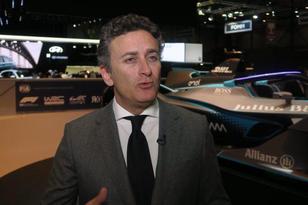 Alejandro Agag CEO du ABB FIA Formula E Championship