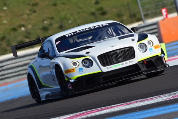 BLANCPAIN 2018 PAUL RICARD - La BENTLEY PARKER Photo Nico PALUDETTO
