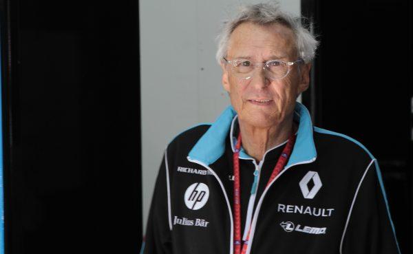 Jean-Paul Driot, fondateur de l'écurie automobile DAMS, est décédé