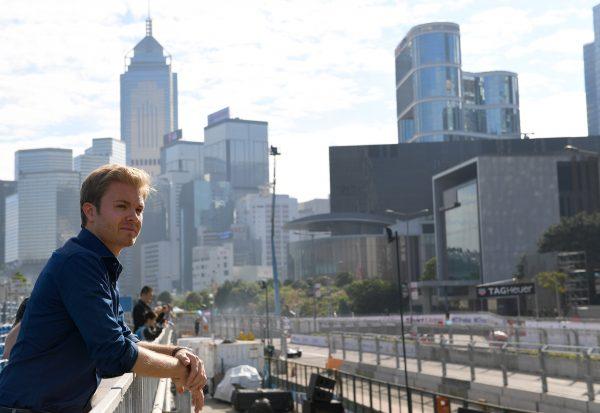 Nico Rosberg - FIA Formula E Championship. Round 1 - Hong Kong, Chine - 02 Décembre 2017. Photo: Sam Bagnall/LAT/Formula E